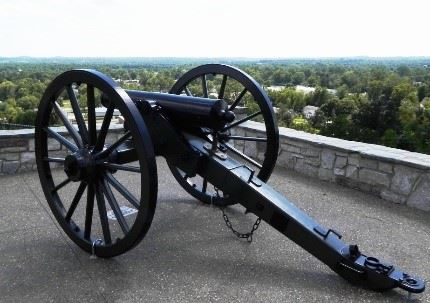 Blackburn Park cannon small