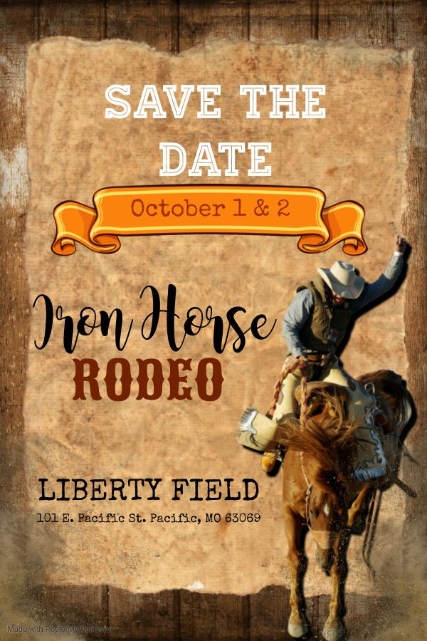 Copy of Rodeo Weekends Poster - Made with PosterMyWall (2)